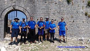 Πορεία ανάβαση Κάστρο Κιάφας Σουλίου (5)