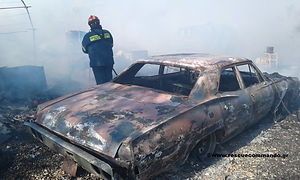 Συνδρομή σε φωτιά στην Πρέβεζα