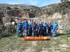 """Διασωστική άσκηση έρευνας-διάσωσης - """"ΕΛΠΙΣ 2016"""""""