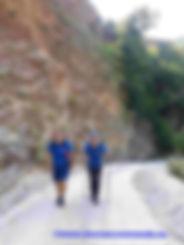 Πορεία ανάβαση Κάστρο Κιάφας Σουλίου (14