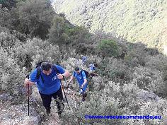 Πορεία ανάβαση Κάστρο Κιάφας Σουλίου (2)