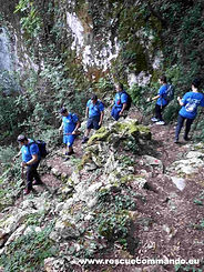 Πορεία ανάβαση Κάστρο Κιάφας Σουλίου (16