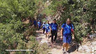 Πορεία ανάβαση Κάστρο Κιάφας Σουλίου (9)