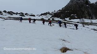 Εκπαίδευση χειμερινού βουνού ΛΕΚ και ΕΔΟΚ