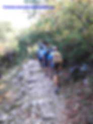 Πορεία ανάβαση Κάστρο Κιάφας Σουλίου (12