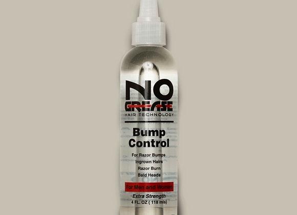 No Grease Bump Control