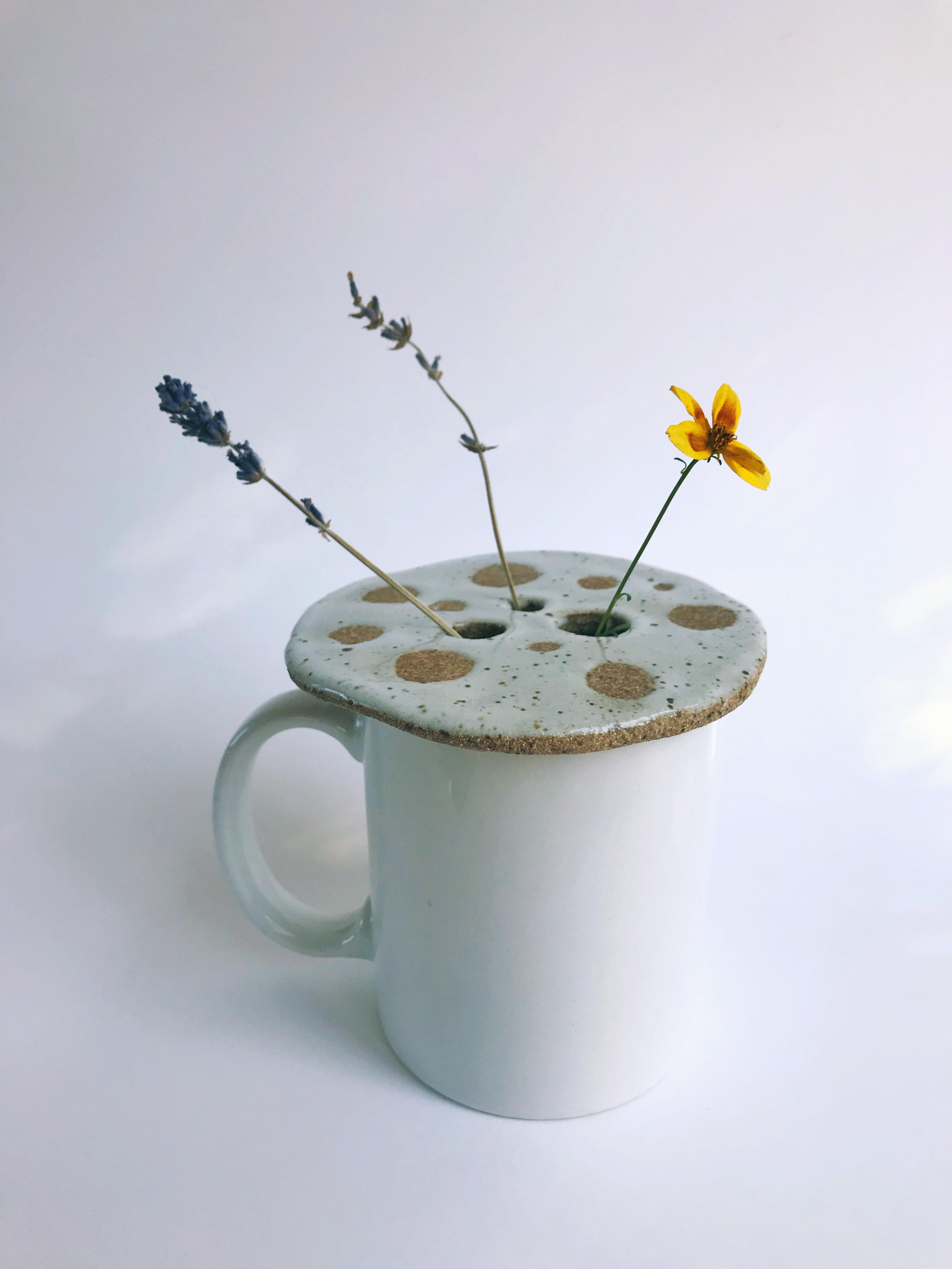 flower vase disc