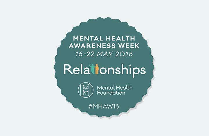 Mental Health Awareness Week 2016