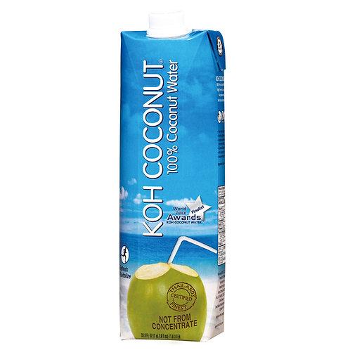 100% Coconut Water 1L (33.8oz) Tetra Pak