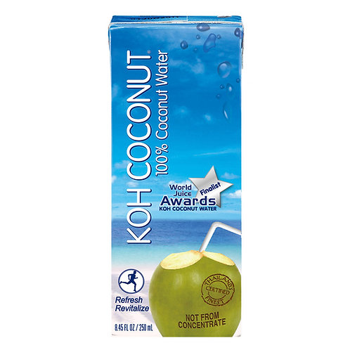 酷椰嶼100%椰子汁 250ml