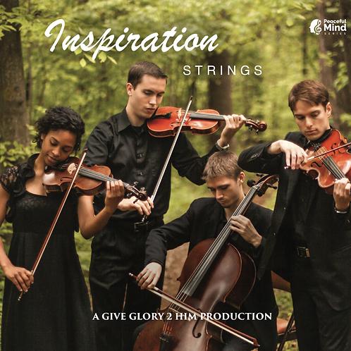 Physical Album- Inspiration Strings