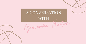 A CONVERSATION SERIES: GIOVONNI HINTON