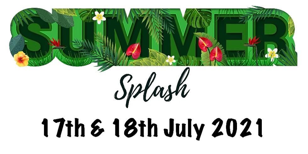 Summer Splash Live Stream
