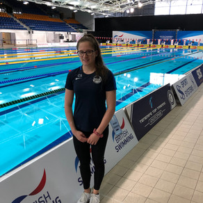 Huge Success at British Championships in Glasgow