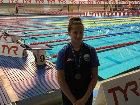 Chloe Stennett - British Bronze Medalist!