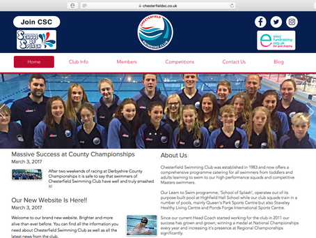 Our New Website Is Here!!