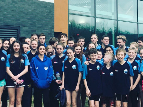 Massive Success at County Championships