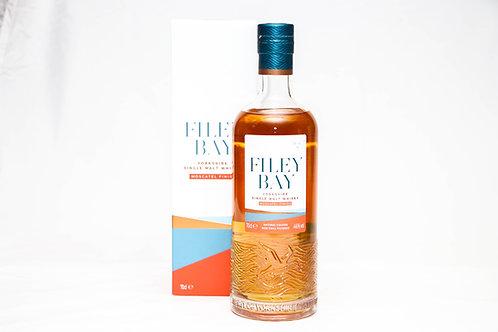 Filey Bay Yorkshire Single Malt Whisky - Moscatel Finish 70cl