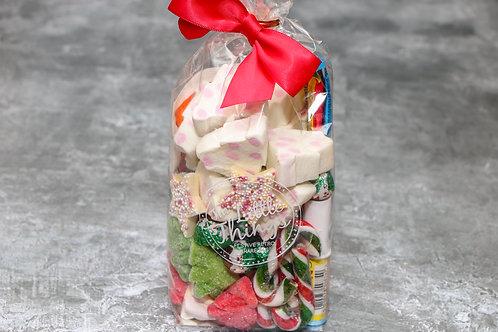 The Little Things Festive Retro Share Bag