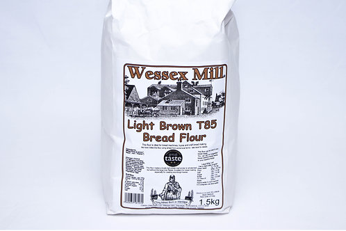 Wessex Mill Light Brown T85 Bread Flour