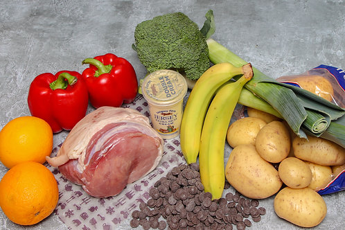 Ready Steady Cook  -Week 1 - See further information.