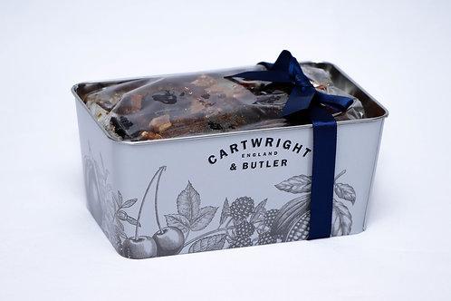Cartwright & Butler Date & Walnut Loaf Cake
