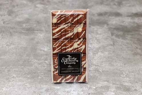 The Cambridge Confectionery Company Chocolate Drizzle Bar