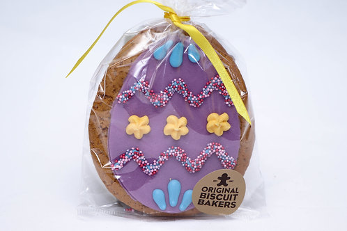 Iced Gingerbread Easter Egg Biscuit 75g