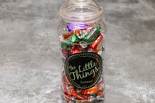 The Little Things Toffees