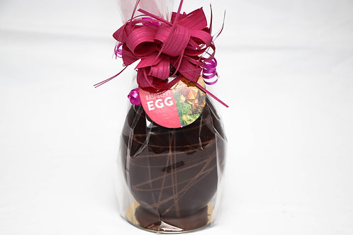Guppy's Rasperry Dark Chocolate Egg