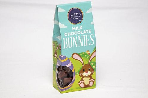 Guppy's Milk Chocolate Bunnies