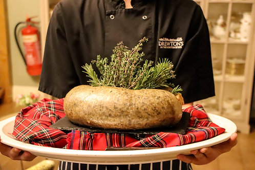 Burns Night -Gift Voucher - Event Date: Monday 25th January 2021 at 7pm