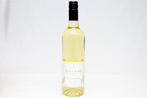 Little Wold Barley Hill White 75cl