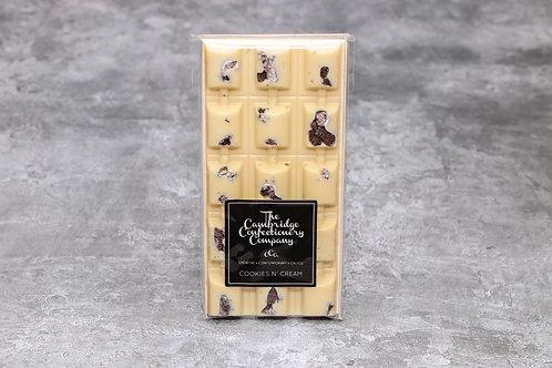 The Cambridge Confectionery Company Cookies & Cream Barrel Bar