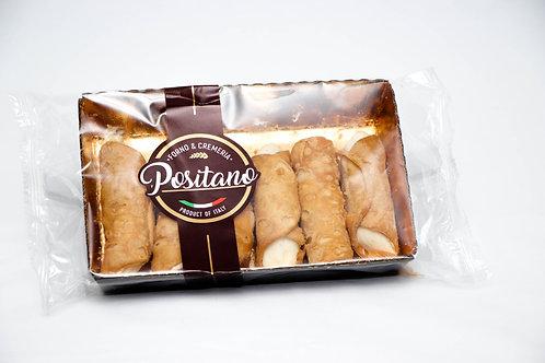 Positano  Vanilla Cream Cannoli Siciliani