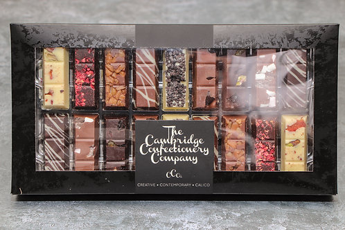 The Cambridge Confectionery Company 18 Luxury Solid ChocolateFingers