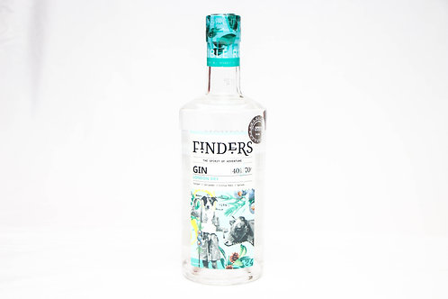Finders Gin London Dry 70cl