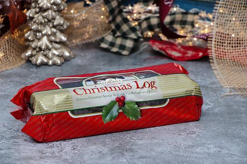 Coronet Christmas Log