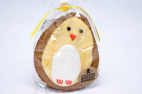 Iced Gingerbread Chick Biscuit 75g