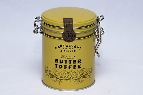 Cartwright & Butler Butter Toffee Tin