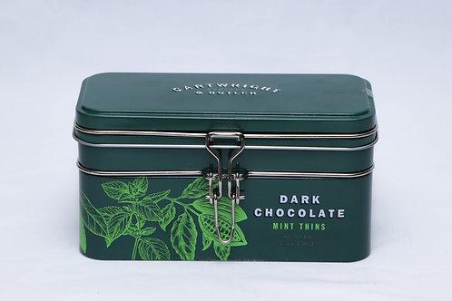 Cartwright & Butler Dark Chocolate Mint Thins