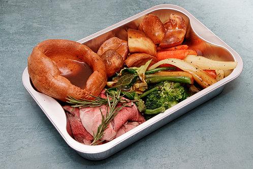 Easter Sunday Roast Lamb