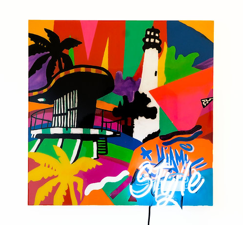 Miami Style by Registered Artist