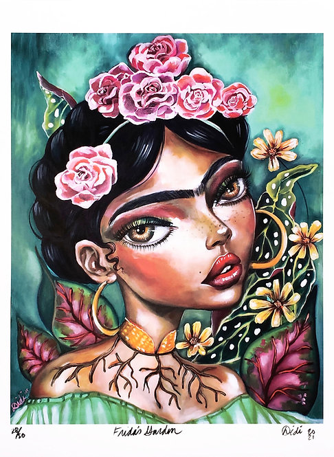 Frida's Garden by Didi