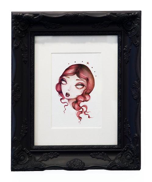 Red Jasper by Amanda Valdes