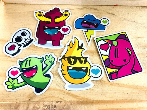 Sticker Pack by Golden