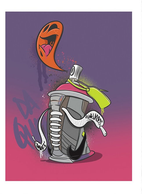 The Queen Spray Blazer by Surge