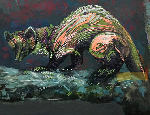 Critter by Ernesto Maranje
