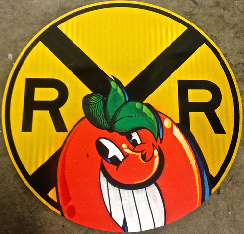 R x R by Atomik
