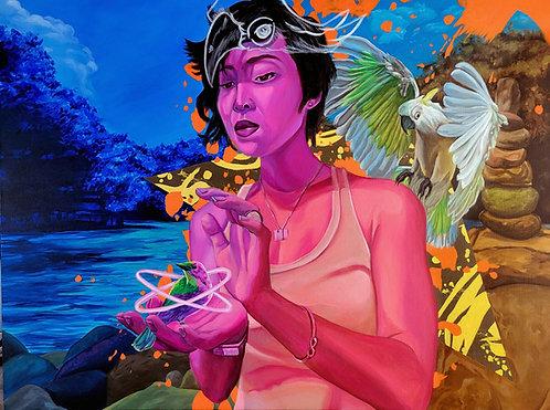 Malaya by Nate Dee